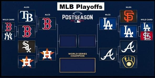 MLB-Playoffs