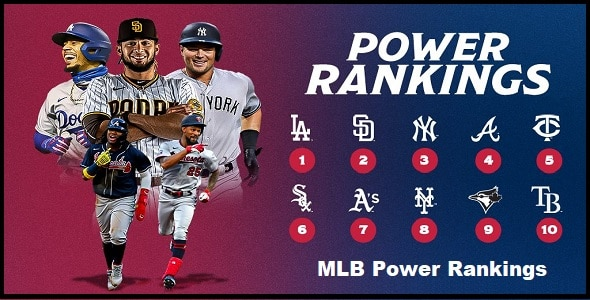 MLB-Power-Rankings