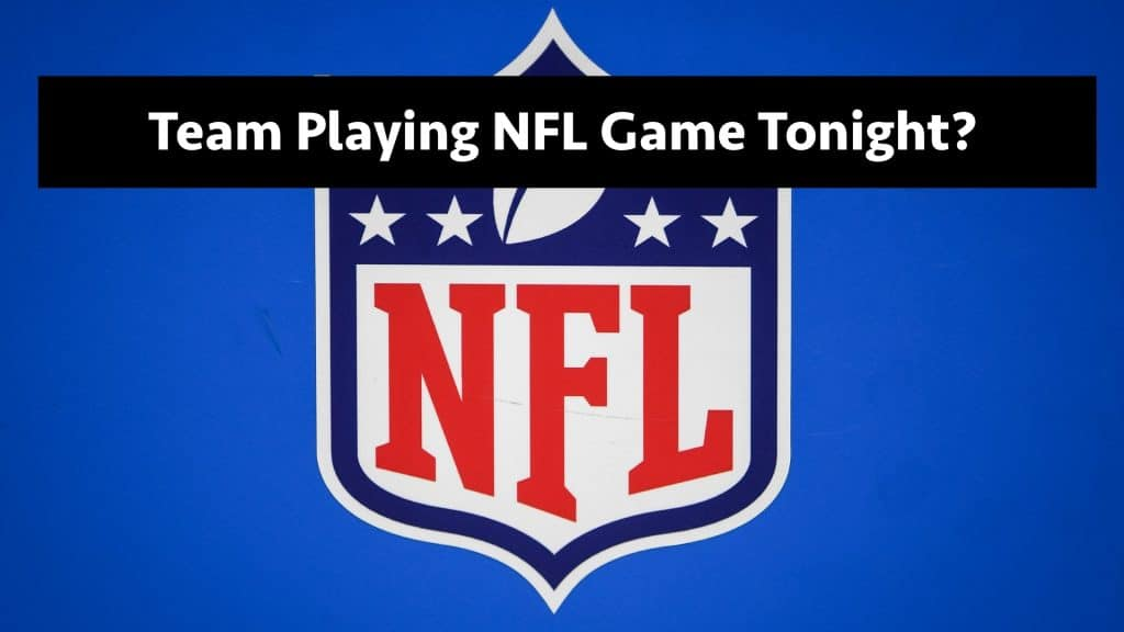 NFL Game Tonight