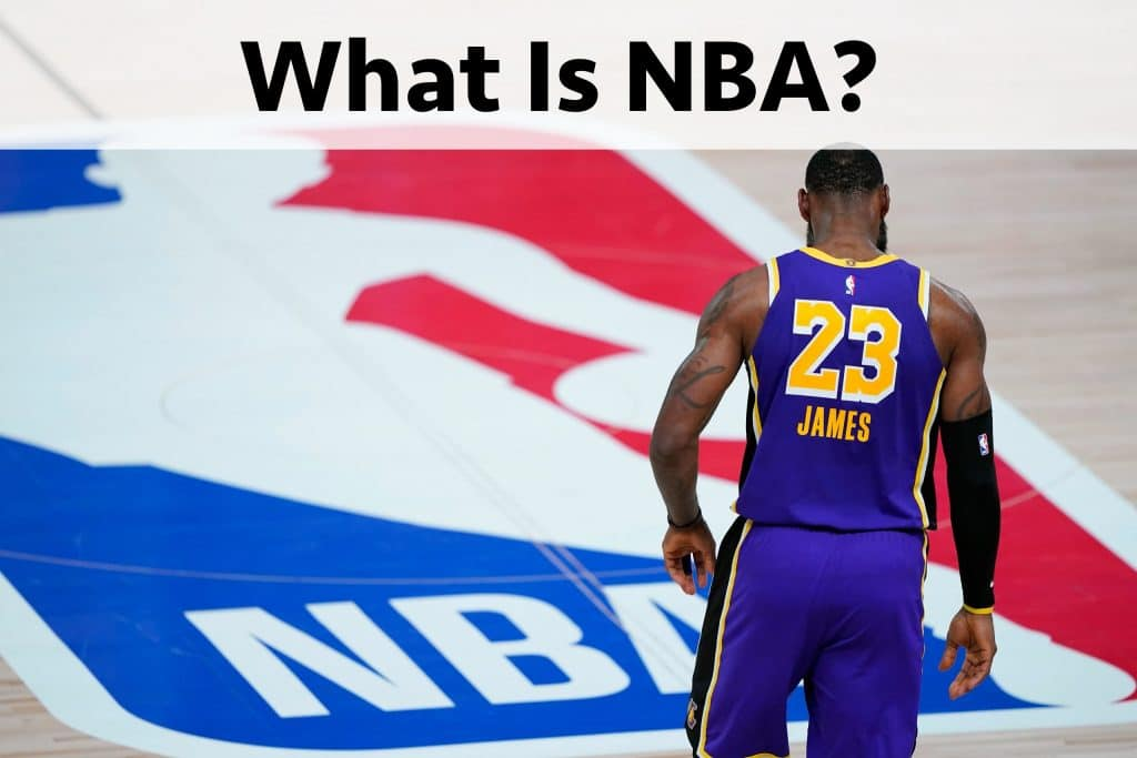 What is NBA?